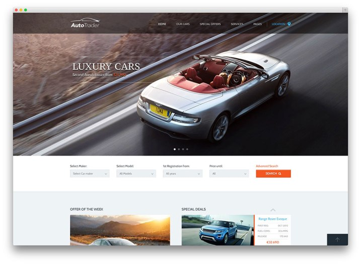 auto-trader-wordpress-theme