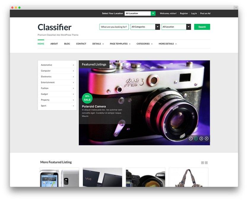 classifier-classic-ads-theme