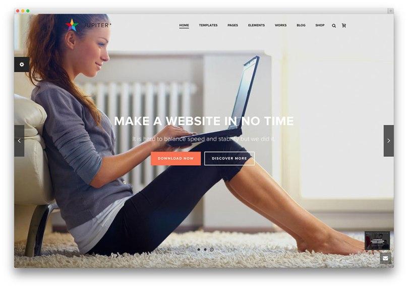 jupiter-flat-design-multipurpose-theme