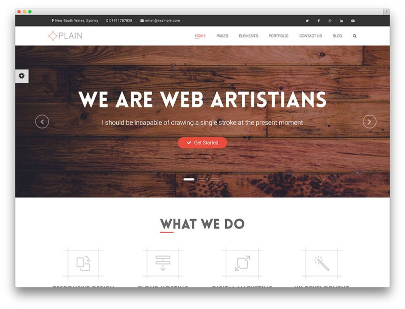 plain-clean-multipurpose-theme