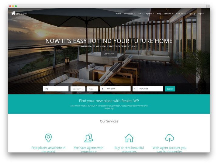 reales-real-estate-wordpress-themes