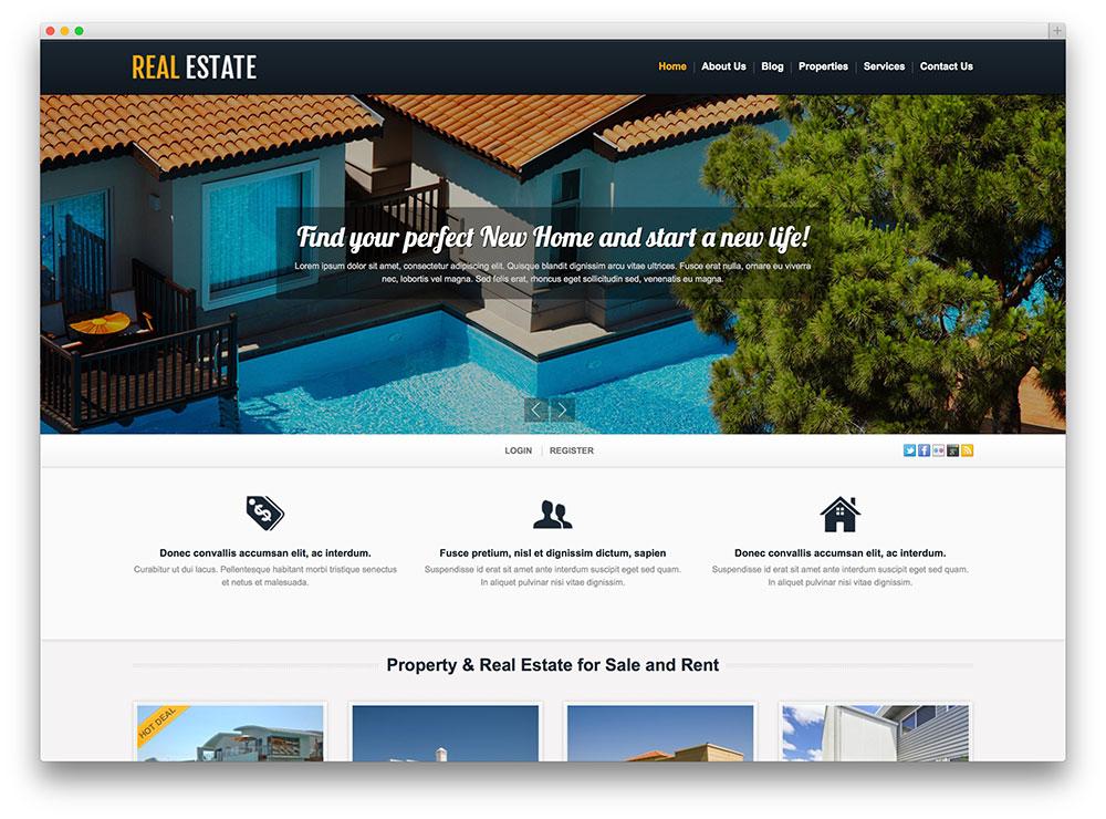 Property WordPress Themes Top 10 Real Estate WordPress Theme – Idea For Web