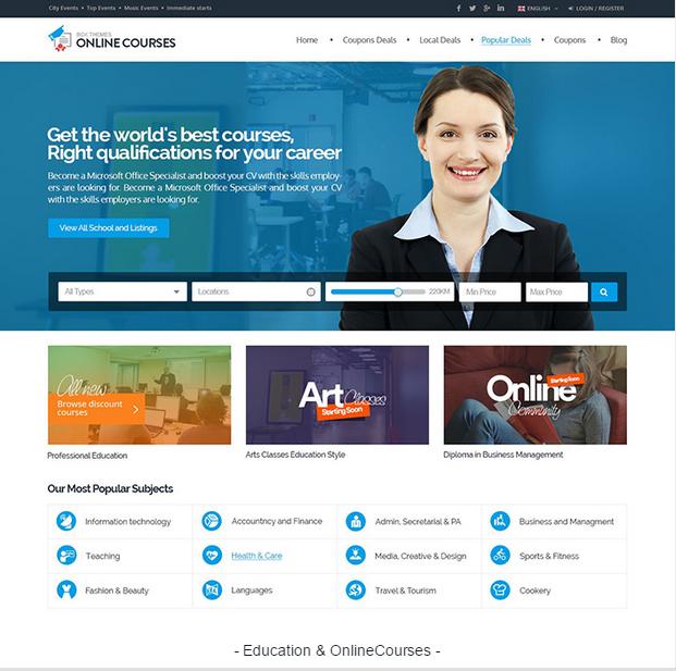 collage cources top academic websites